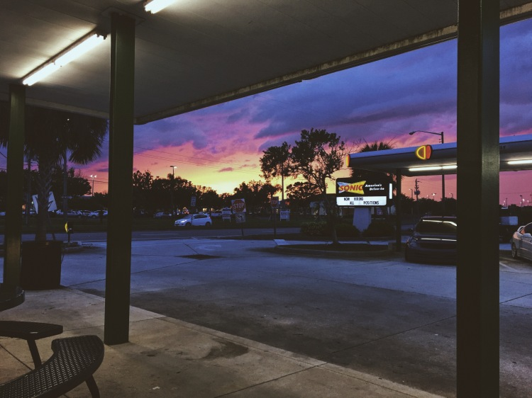 florida sunset