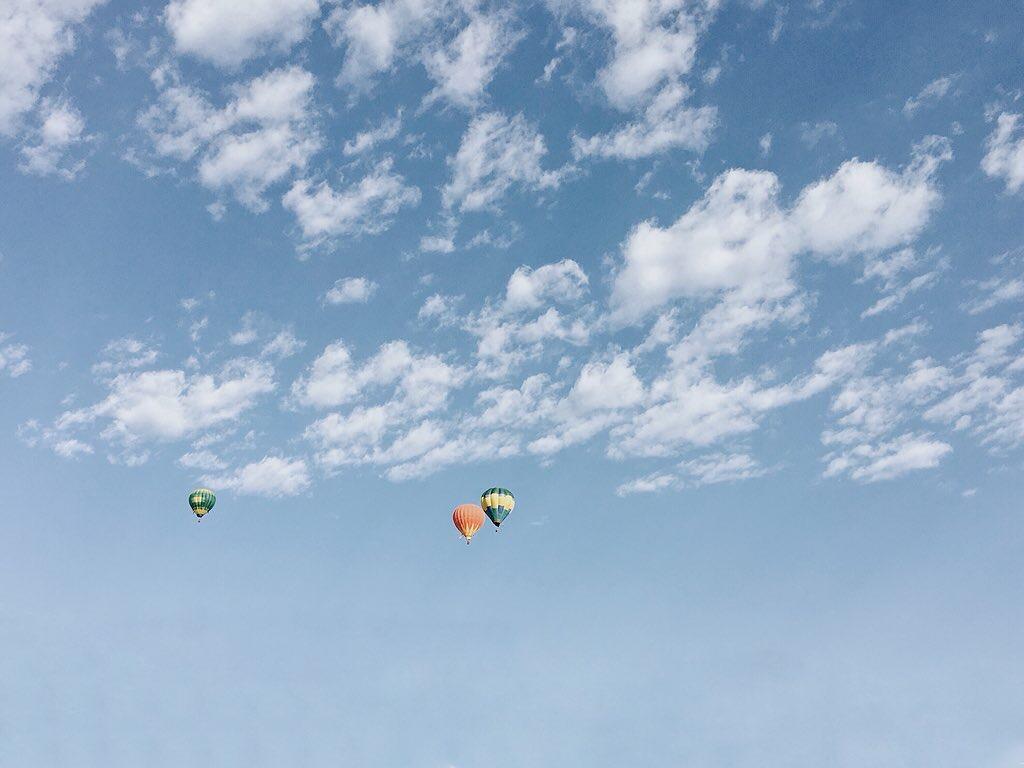 new mexico hot air balloons