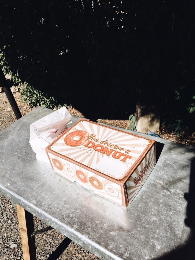 vintage donuts