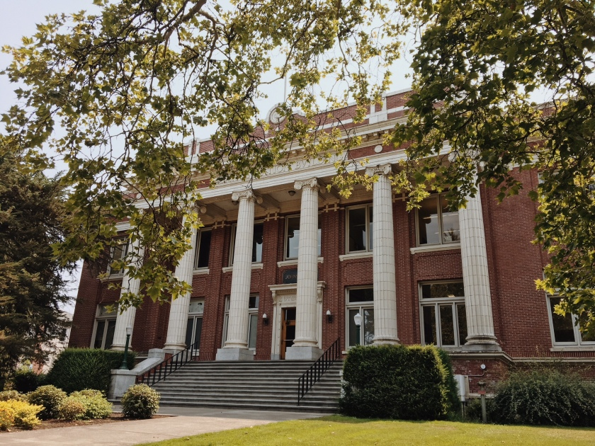 johnson hall university of oregon