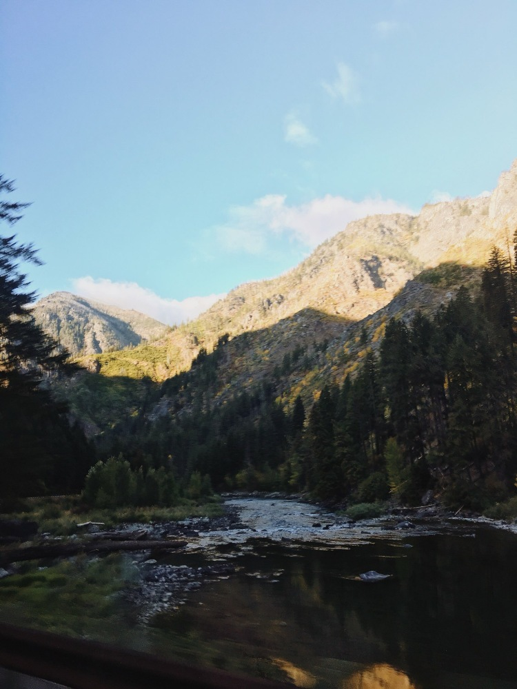 idaho wilderness
