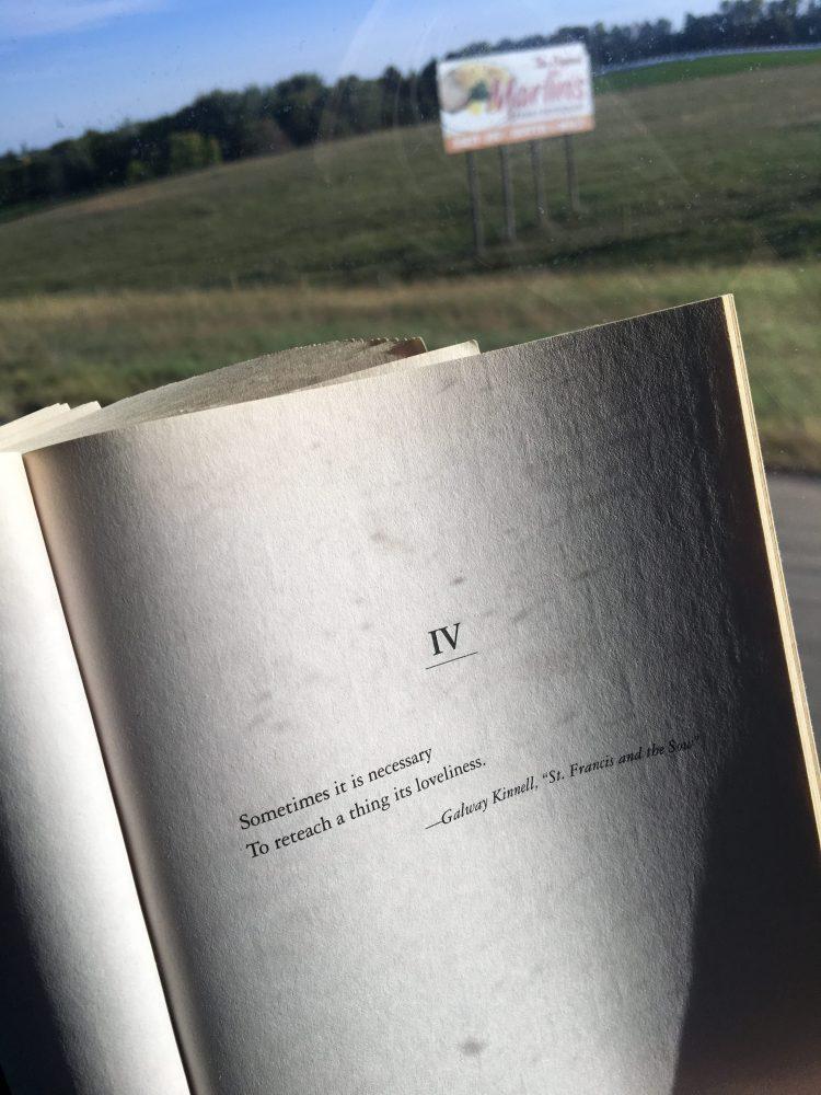road trip reading