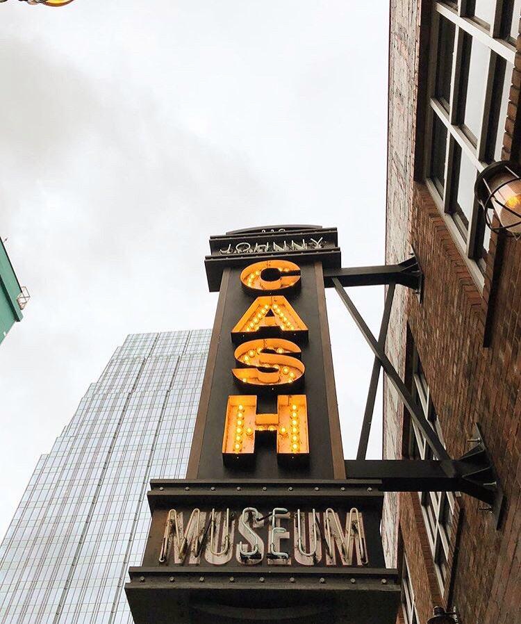 johnny cash museum nashville
